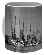 The Fleet Coffee Mug by Debra and Dave Vanderlaan