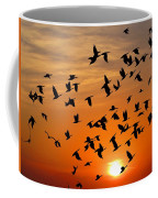 The Flock Coffee Mug
