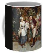 The Flower Girl Coffee Mug