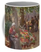 The Flower Seller Coffee Mug