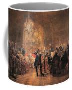 The Flute Concert Coffee Mug