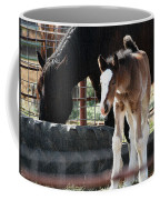 The Flying Colt With The Big White Feet Coffee Mug