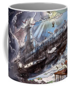 The Flying Submarine Coffee Mug