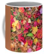 The Forest Floor Coffee Mug