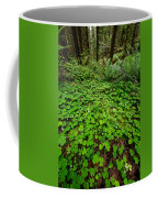 The Forest Floor Coffee Mug