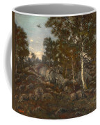The Forest Of Fontainebleau Coffee Mug