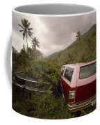 The Forsaken Cars Coffee Mug