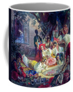 The Fountain Of Bakhchisarai Coffee Mug