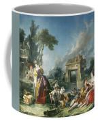 The Fountain Of Love Coffee Mug