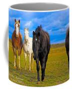 The Four Musketeers Coffee Mug