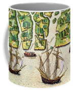 The French Discvoer Six More Rivers Coffee Mug