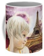 The French Girl Coffee Mug