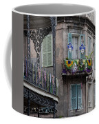 The French Quarter During Mardi Gras Coffee Mug