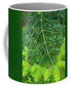 The Freshness Of New Growth Is A Thing Of Beauty And Wonder Coffee Mug