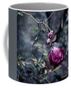 The Friday The 13th Rose Coffee Mug