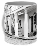 The Front Porch - Bw Coffee Mug