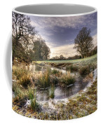 the  Frosty Field  Coffee Mug