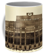 The Frozen Tundra Coffee Mug by Tommy Anderson