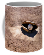 The Game Coffee Mug by Bill Cannon