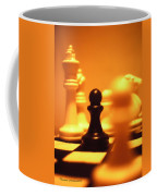 The Games We Play Coffee Mug