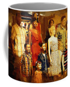 The Gap Crowd Coffee Mug