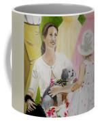 The Garden Party Coffee Mug