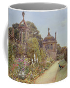 The Gardens At Montacute In Somerset Coffee Mug
