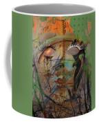 The Gardian In Roots  Coffee Mug