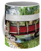 The Gardner Villiage Bridge Coffee Mug