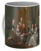 The Gascoigne Family, C.1740 Coffee Mug