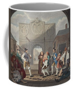 The Gate Of Calais, Or O The Roast Beef Coffee Mug