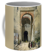 The Gate Of Justice Coffee Mug