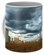 The Gateway Arch Downtown St. Louis Coffee Mug