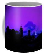 The Gathering In The Grave Yard Coffee Mug