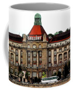 The Gellert Hotel Coffee Mug