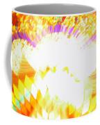 The Genie Leaves The Lamp Coffee Mug