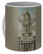 The German Cathedral On The Gendarmenmarkt Coffee Mug