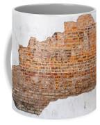 The Ghost Behind The Wall Coffee Mug