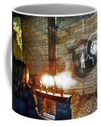 The Ghost Of Cathedral's Past Coffee Mug