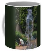 The Ghost Of Gardeners Past Coffee Mug