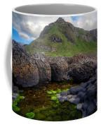 The Giant's Causeway - Peak And Pool Coffee Mug