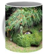 The Giant's Head Heligan Cornwall Coffee Mug