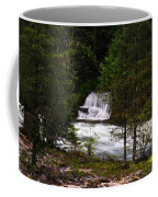 The Gift Of A Hidden Wterfall Coffee Mug by Jeff Swan