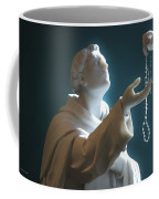 The Gift Of A Rosary Coffee Mug