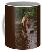 The Girl From Alvdalen Coffee Mug