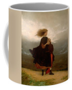 The Girl I Left Behind Me Coffee Mug