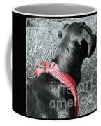 The Girl In Red Coffee Mug