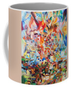 The Giving Of The Torah Coffee Mug