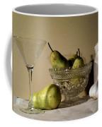 The Glass Is Empty Coffee Mug