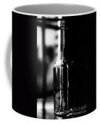 The Glass May Be Half Full Coffee Mug